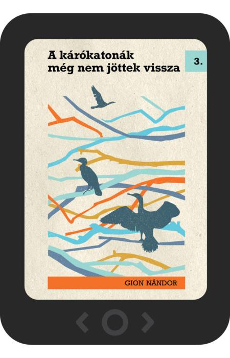 Gion Nándor: A kárókatonák még nem jöttek vissza [e-könyv]