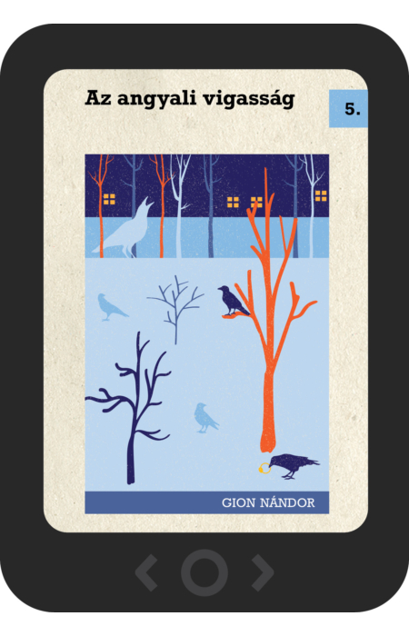 Gion Nándor: Az angyali vigasság [e-könyv]